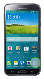 Android instellen